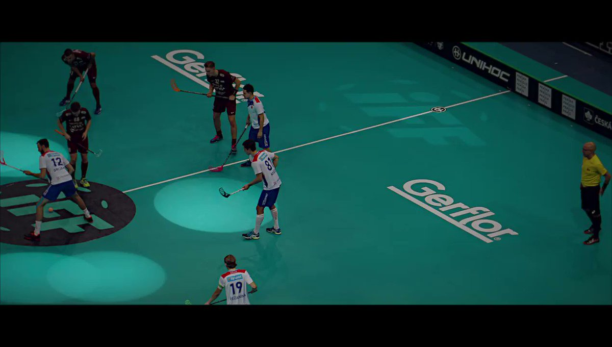 Learn more about the sponsorship between Gerflor and the @IFF_Floorball with this video made during the #floorball world champ in Prag! https://t.co/1kneMW2G8G