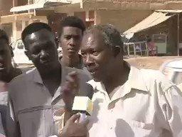 جلد الإعلام السوداني ، شعب واعي لدرجة الخلاص . ____________ #اعتصام_القياده_العامه