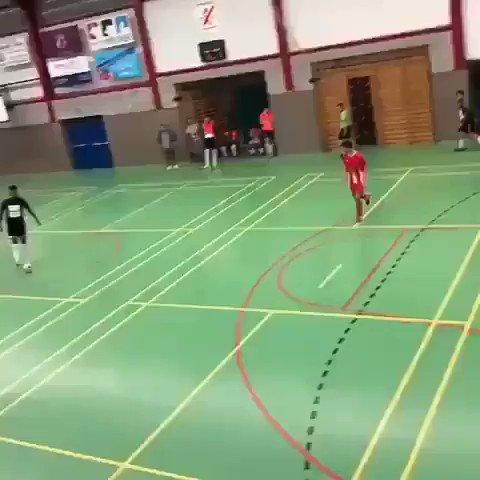 Futsal players are dirty man...