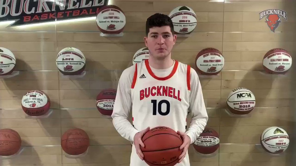 Please support the Herd! #BisonFamily #BucknellMBB  https://www.givecampus.com/5f83vq