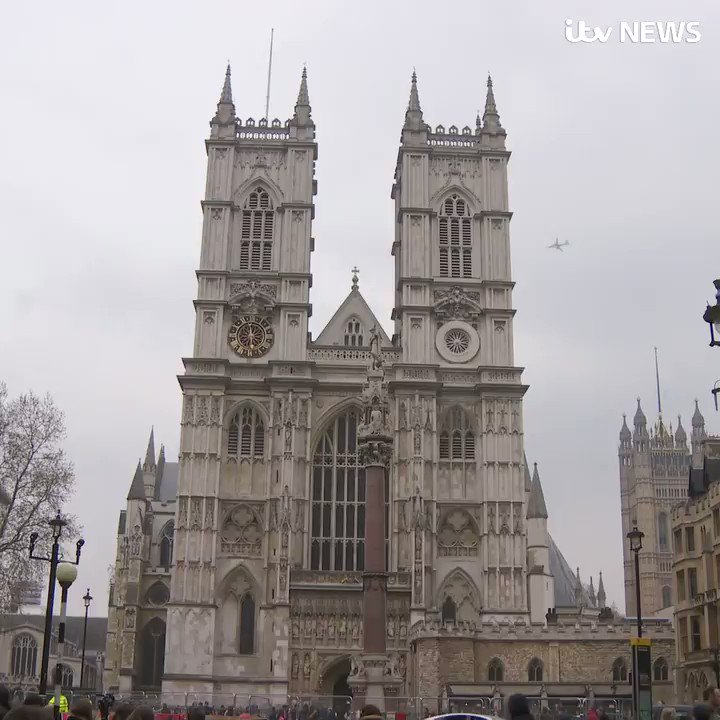 ITV News's photo on Westminster