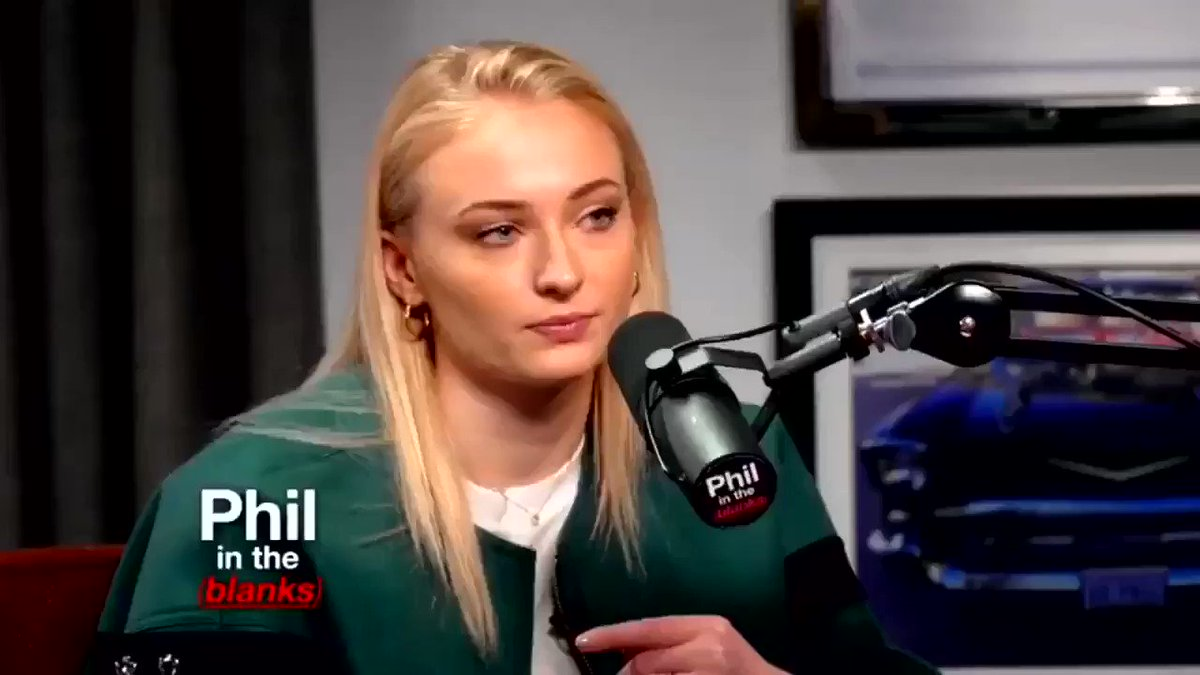 RT @gotactivity: Sophie Turner talking about mental health with Dr. Phil https://t.co/q9W6HeMkJJ