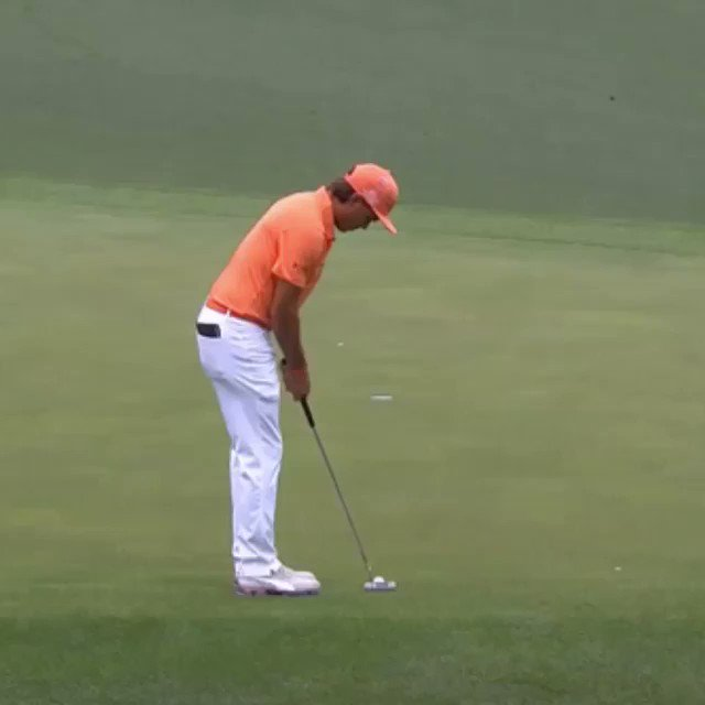 """Nick Faldo called Rickie Fowler """"the best putter in the field"""" during the Masters last week. Do you agree? (@alexsommersgolf) #rickiefowler https://t.co/pjccqbGT74"""