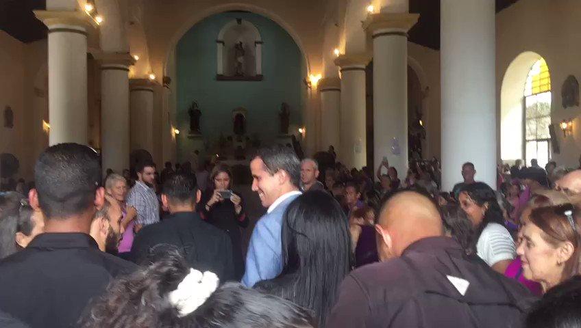 TVVenezuela Noticias's photo on Eucaristía