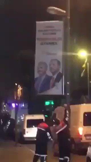 İstanbul Büyükşehir Belediyesi Çalışıyor