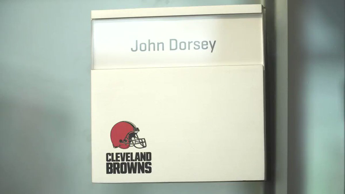 EXCLUSIVE: The exact moment GM John Dorsey got our schedule