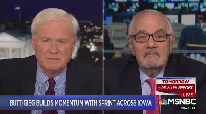 """Fmr. Rep. @BarneyFrank: When I got married in 2012, """"being gay had become more respectable than being a congressman."""""""