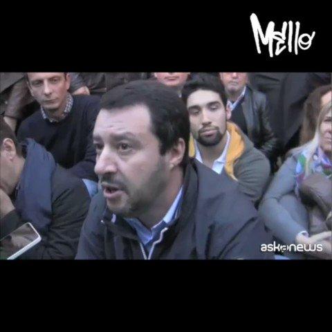 """Salvini voleva abolire i prefetti, """"antistorici e antidemocratici"""". Ora che è lui il governo centrale, invece, vuole annichilire i sindaci a favore dei prefetti. Un uomo di potere del genere può dire e fare qualsiasi cosa, basta che gli convenga."""