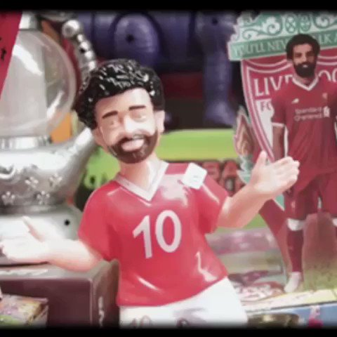 Mohamed Salah's photo on Simone