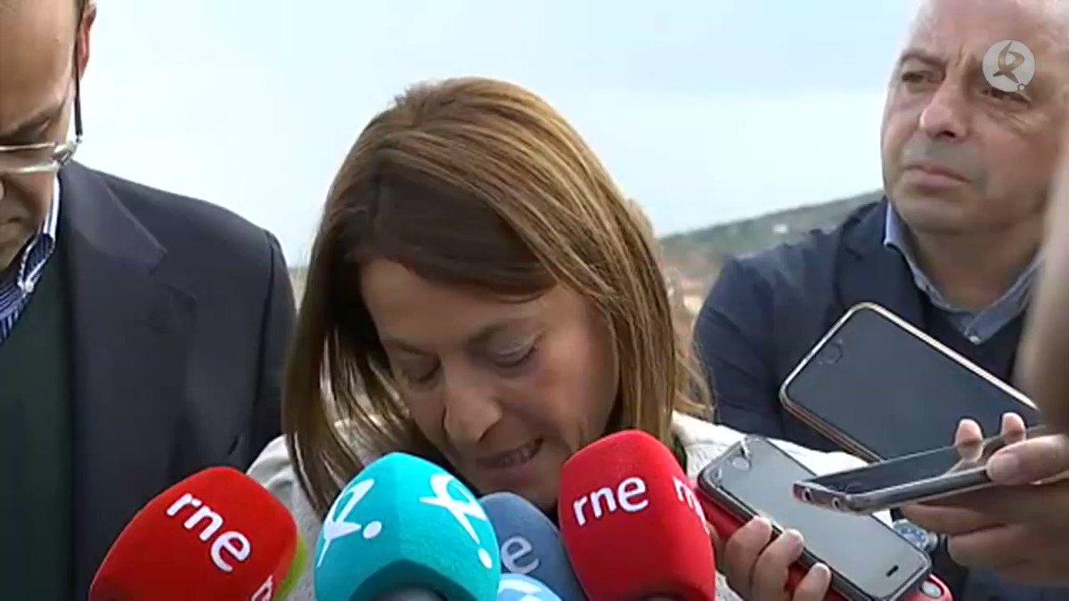 Elena Nevado anuncia que no repetirá como candidata del Partido Popular a la alcaldía de #Cáceres:  🎙️