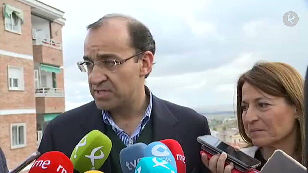 El hasta ahora portavoz del ayuntamiento cacereño, Rafael Mateos, será el nuevo candidato popular:  🎙️