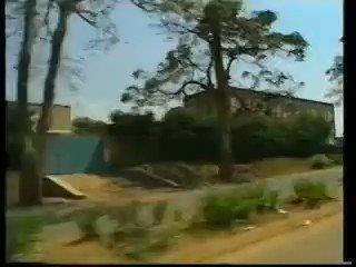 BUTARE 19 Avril 1994:  Le Président du gouvernement génocidaire appelle aux massacres. Le préfet qui n'avait pas voulu engager sa population dans le génocide a été tué le même jour, et les Tutsis de Butare sont massacré depuis ce jour. #Kwibuka25