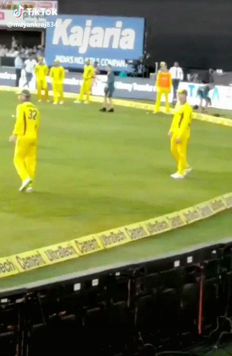 Glenn Maxwell takes blinder in practice on the boundary line  #glennmaxwell #australiancricket #cricket https://t.co/WQOrtph8PG