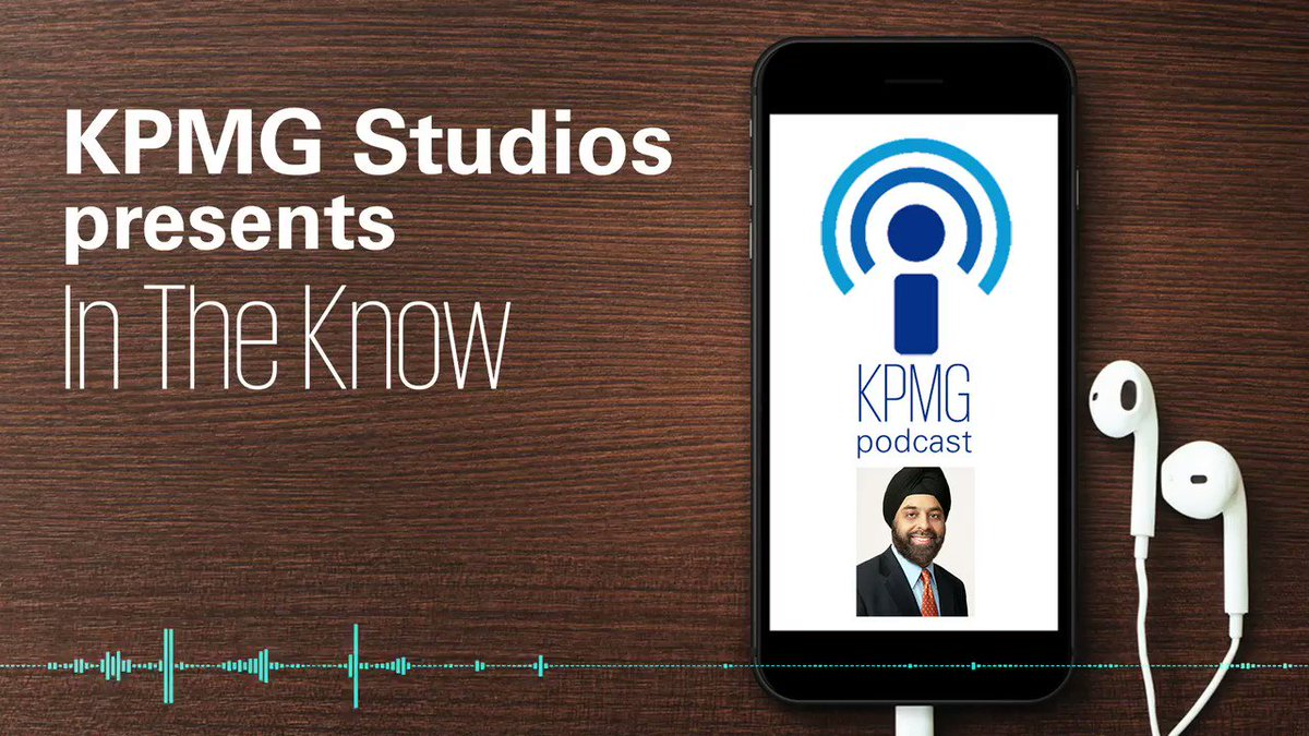 """By forming alliances, businesses are staying ahead of the competition while bringing #innovative solutions to customers. Hear more from our U.S. Alliances leader S. Singh Mecker in the latest """"In The Know"""" podcast: https://social.kpmg/6dzct."""
