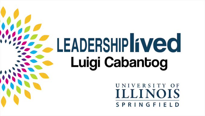 Leadership lived: Luigi Cabantog plans to run for elected office one day! At #UISedu, he is a senator on the Student Government Association and leads service activities as a member of the Delta Kappa Epsilon fraternity. Learn More: https://t.co/o6pu42WiMY https://t.co/C7iFvPIaNP