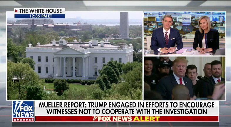 LISTEN: @SandraSmithFox and @BillHemmer got reaction from @IngrahamAngle after the release of the redacted Mueller report #nine2noon