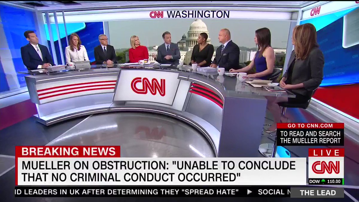 """Mary Katharine Ham: """"I hope nobody missed leg day because carrying these goal posts are going to be very heavy...  There was no collusion."""""""