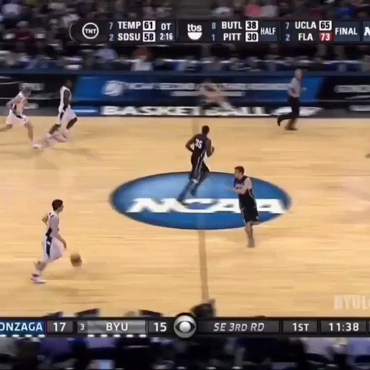 RT @hoopsvids: Who remembers Jimmer Fredette dominating college basketball? https://t.co/9iMYF1bca3