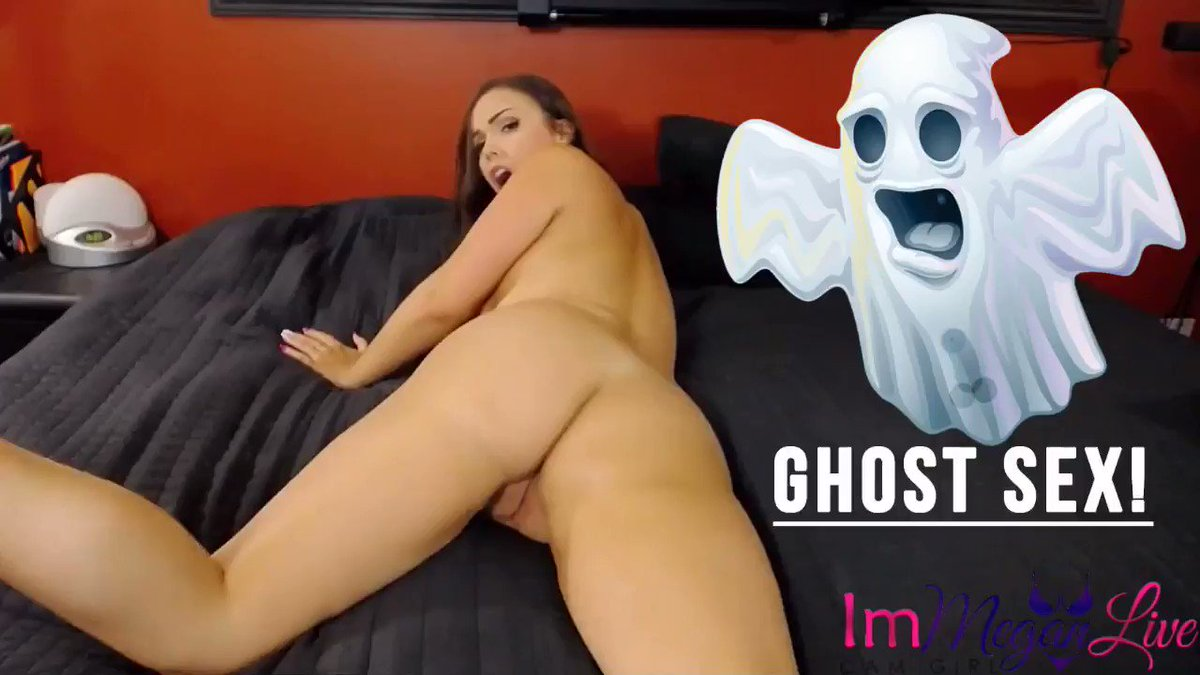 She Likes Fucking A Ghost
