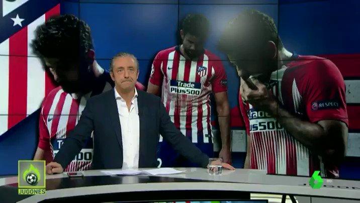 🔴⚪️¡NO TE LO PIERDAS! Simeone DEFIENDE a Diego Costa tras haberse NEGADO A ENTRENAR. #JUGONES