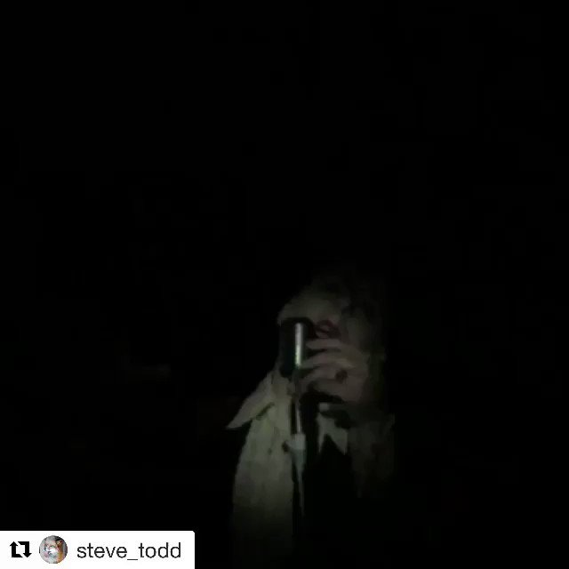 A quick snippet of @SoFuckinSuave filmed by one of our guests at last night's @TheDoubleRClub at @BGWMC   #scottwalker #cabaret #spotlight