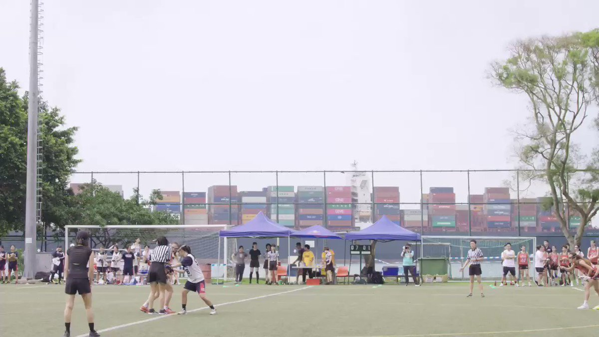 Check out some of the Lacrosse action from Day 1 at the Hong Kong Lacrosse Open. @hklacrosse
