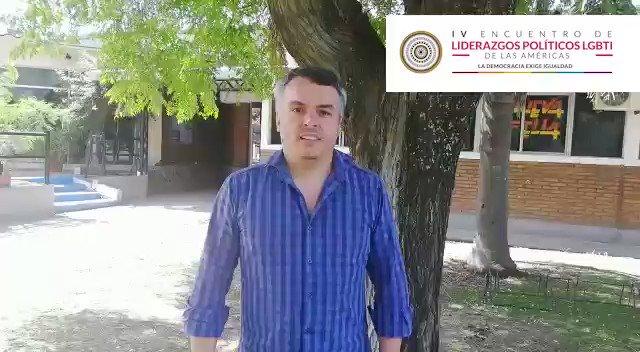 Conoce a Esteban Paulón; uno de los lideres políticos gay más importante de Argentina; que lidera un trabajo destacado en el reconocimiento de derechos LGBTI. Inscríbete en https://liderazgoslgbt.com/es/registro/ @epaulonlgbt #LiderazgosLGBTI @OrgulloLGBT @elespectador @NoticiasRCN @NoticiasLGBT