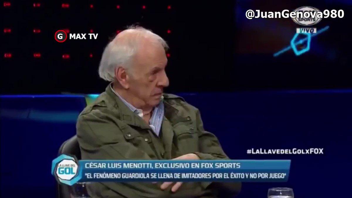 Juan Génova's photo on Guardiola
