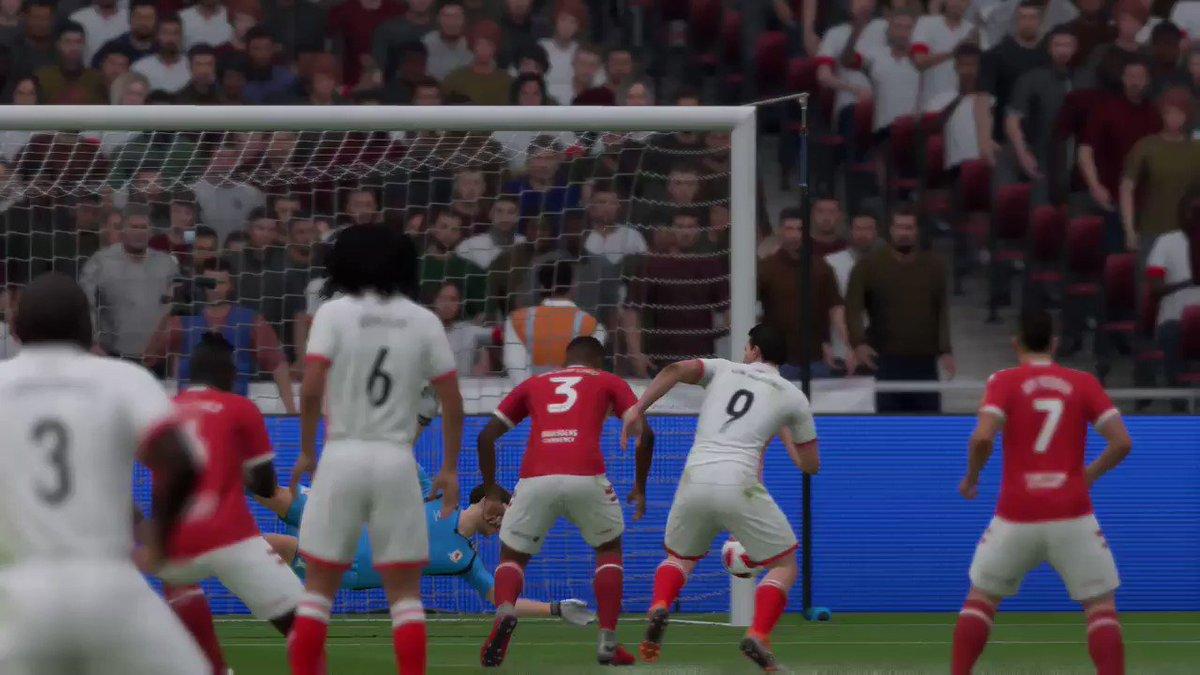 #FIFA19 #XboxShare #goal