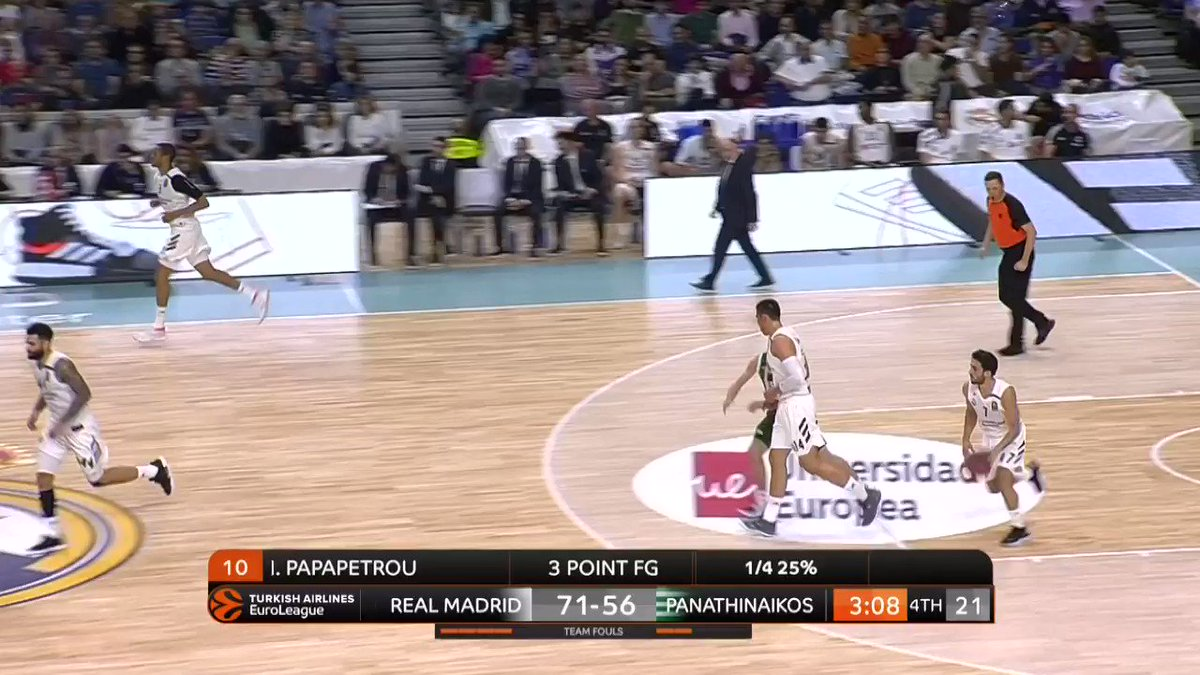 .@rudy5fernandez floats it up for @AyonGustavo to slam home the alley-oop 🔨  #7DAYSMagicMoment