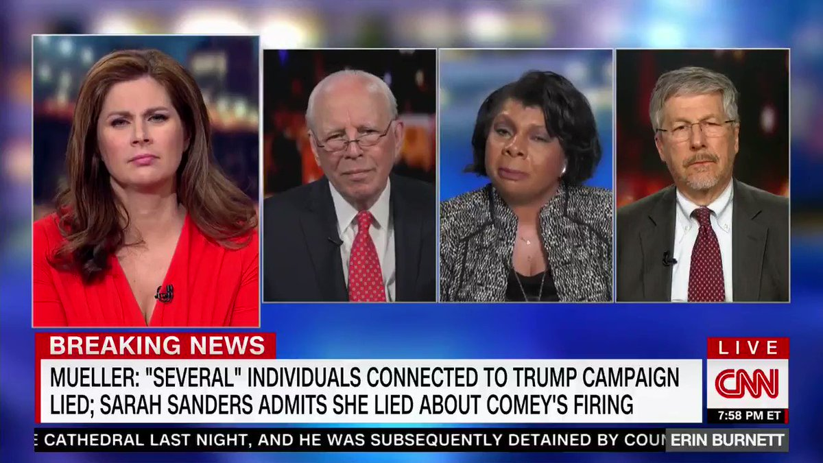 """CNN's April Ryan says White House Press Secretary Sarah Sanders is not credible and therefore it's time to start """"lopping"""" her head off."""