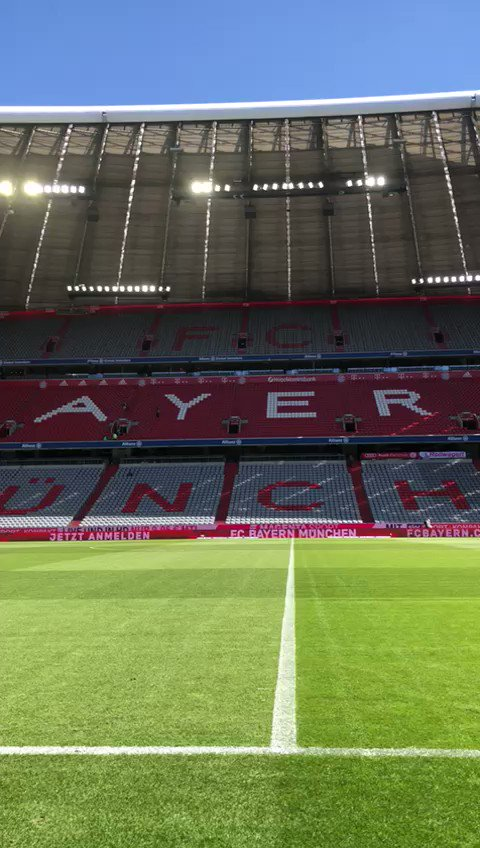 FC Bayern München's photo on #FCBSVW