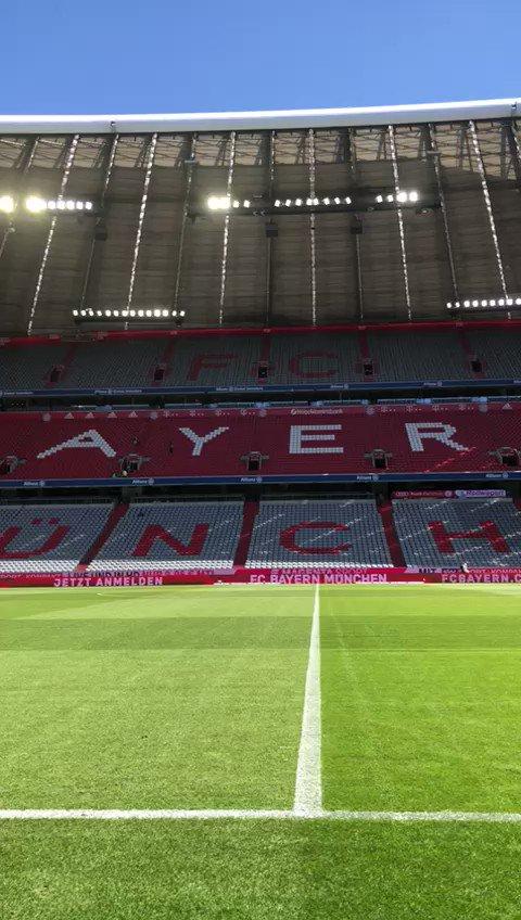 FC Bayern München's photo on #FCBSVW