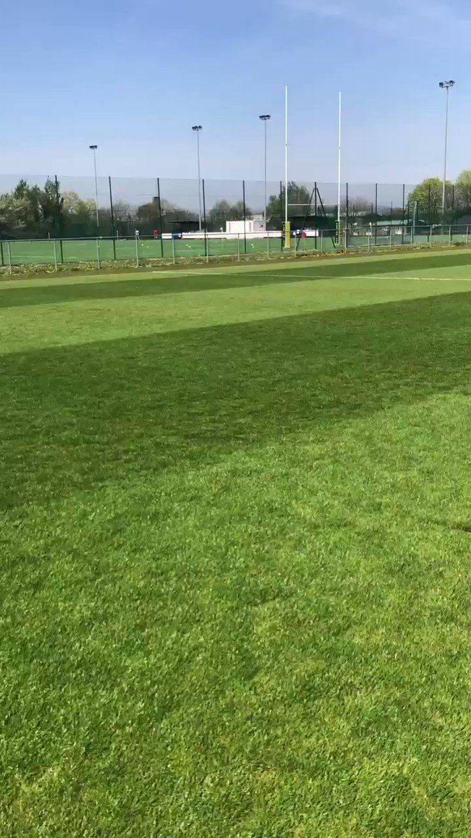 After midweeks mixup @CDFSportsCampus surely doesn't disappoint today 👀😍🧦 #Carpet #WeAreCanton #SWAL