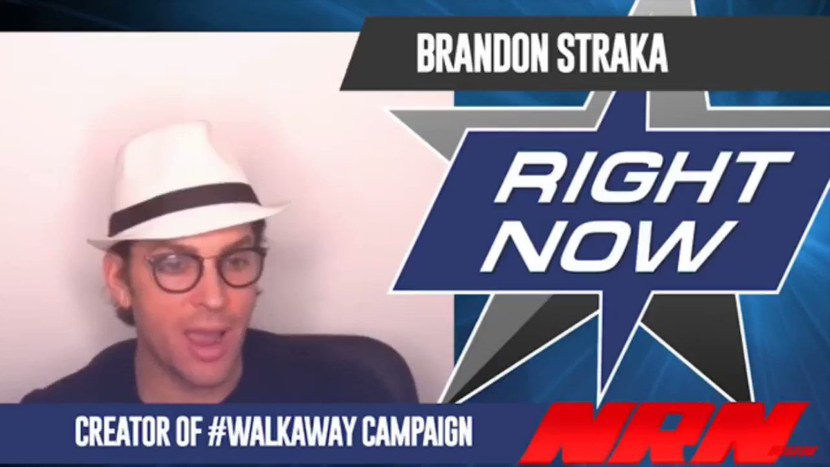 Brandon Straka tells his 5 YR PLAN, never been asked before. Watch full interview: https://www.youtube.com/watch?v=0pLyj-rI_bE …  #WalkAway Spotlight | Interview with BRANDON STRAKA | RIGHT NOW Podcast  @usminority #SaturdayMorning #HolySaturday #SaturdayThoughts