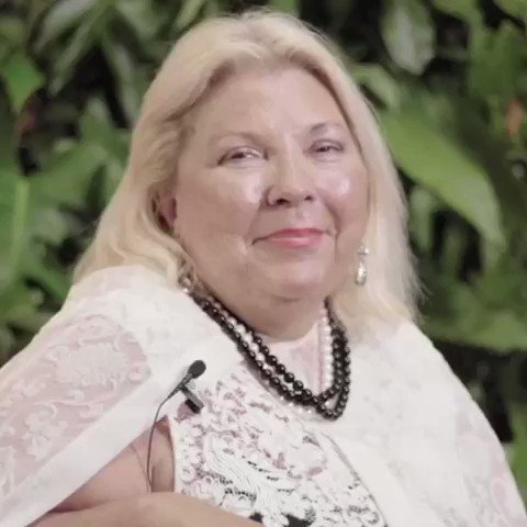 Elisa Lilita Carrió's photo on #CambiandoJuntos