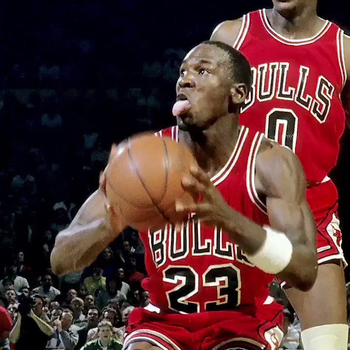 RT @SLAMRewind: Michael Jordan scored 63 points against the Celtics #OTD in 1986, setting a new NBA Playoffs record https://t.co/Cab5HtMVpP