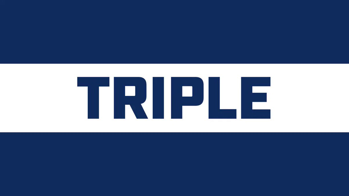 .@tatis_jr leads off the 8th with a triple down the left field line!  Tune in now on @973TheFanSD @PadresRadio as the @Padres try to start a late rally