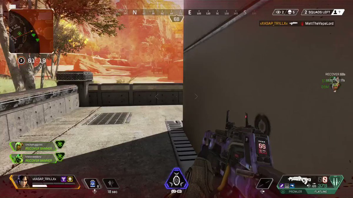 1V3... EASY! #apexlegends #Apex #apexlegendsclips #wraith #gamingcommunity #twitchstreamer #gamer #twitch #PS4share