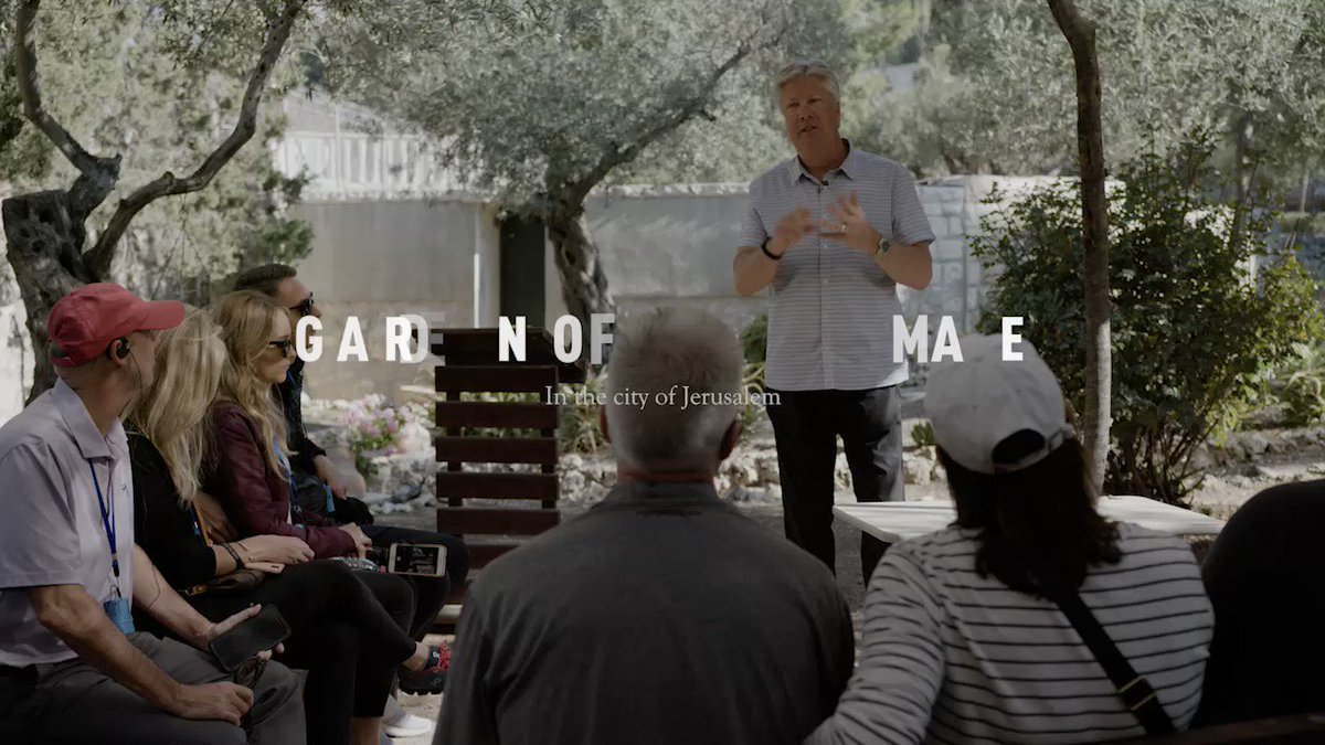 """When Jesus prayed in the Garden of Gethsemane before going to the cross, why did He say, """"Not My will, but Yours, be done""""? Watch this short message to find out why Jesus said this and what it means for each one of us today."""