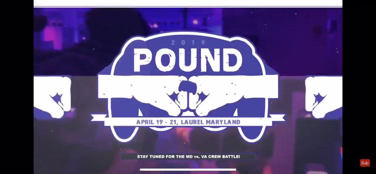 TB   MidRush's photo on #Pound2019