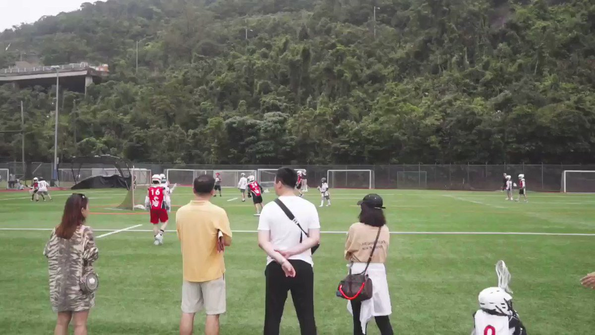 Watch highlights from the Youth Festival at the Hong Kong Lacrosse Open! @hklacrosse #growthegame