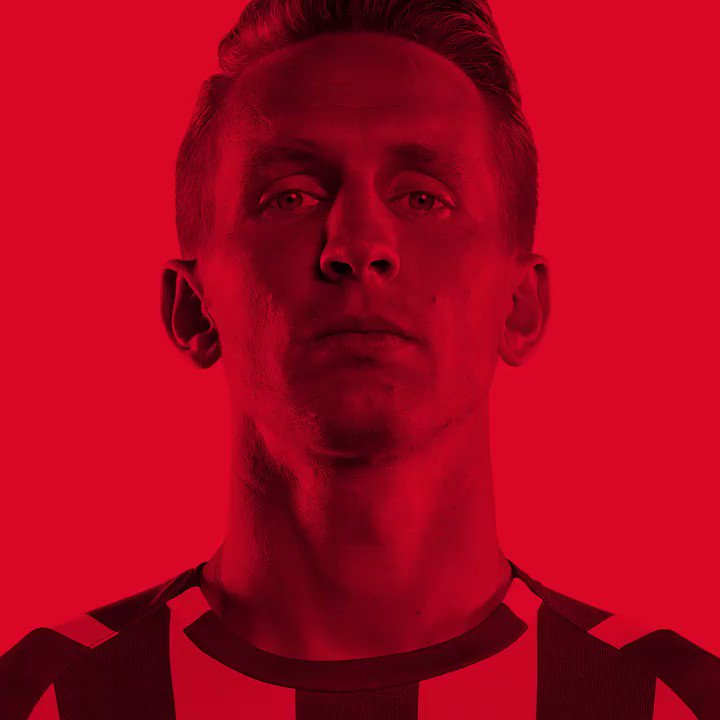 PSV's photo on Luuk de Jong