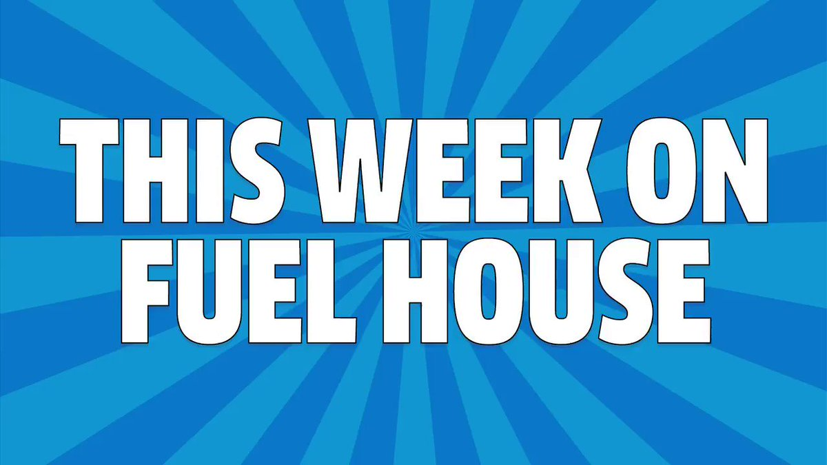 Image for the Tweet beginning: #FuelHouse is officially blowing up!