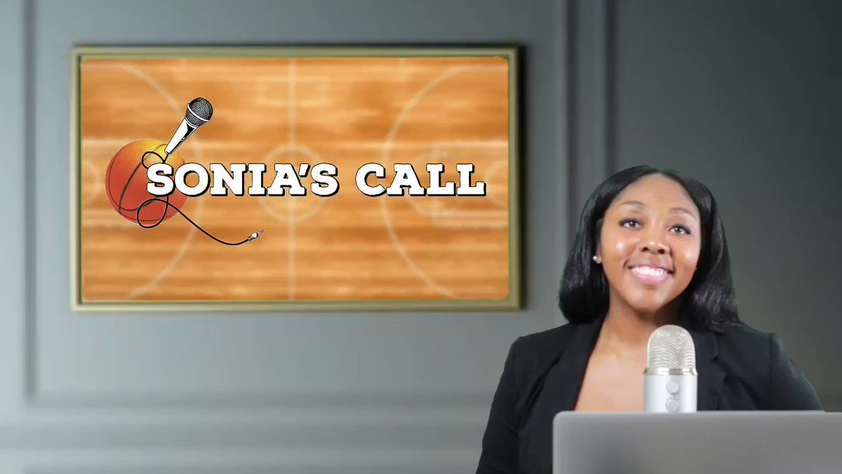Sonia's Call 🎙🏀 #basketball #ResurrectionSunday #playoffs #derrickwhite #pascalsiakam #bensimmons #kawahileonard #lakersnation #kevindurant #goldenstatewarriors #milwaukeebucks #detroitpistons #spurs #raptors #okcthunder, #houstonrockets #clippers #nbatv
