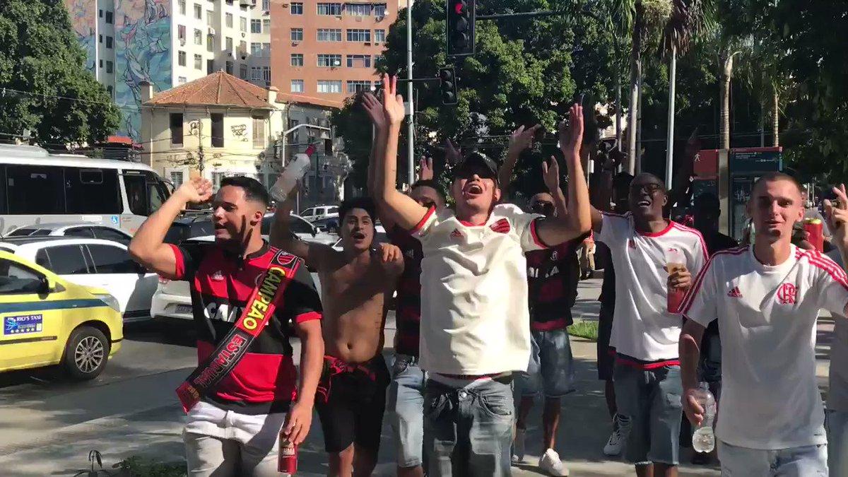 Raisa Simplicio's photo on #Flamengo