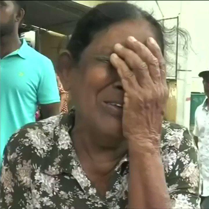 දේවස්ථාන සහ හෝටල්වල පිපිරීම්: වත්මන් තත්ත්වය  This is how events are unfolded #LKA  කියවන්න: https://bbc.in/2XxP3bg