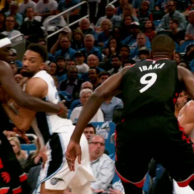 NBA's photo on #WeTheNorth