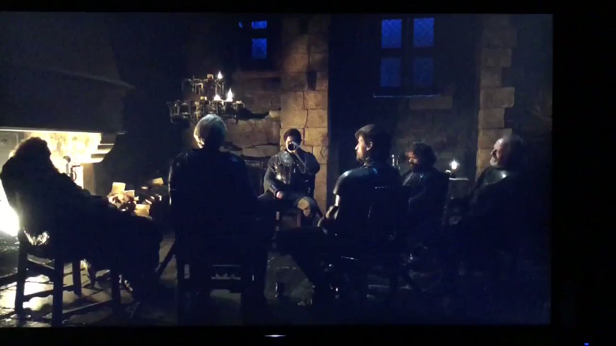 Hands down, best use of music in Game Of Thrones so far.