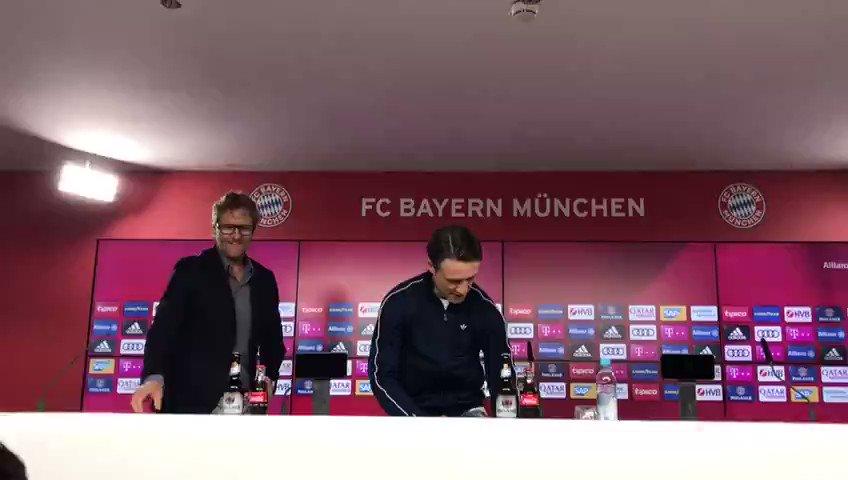 Werder ✅ Werder ⏳ Niko #Kovac is ready to talk cup football 🗣️ #packmas #DFBPokal #SVWFCB